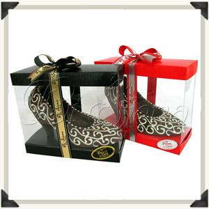 sapato-de-chocolate-decorado